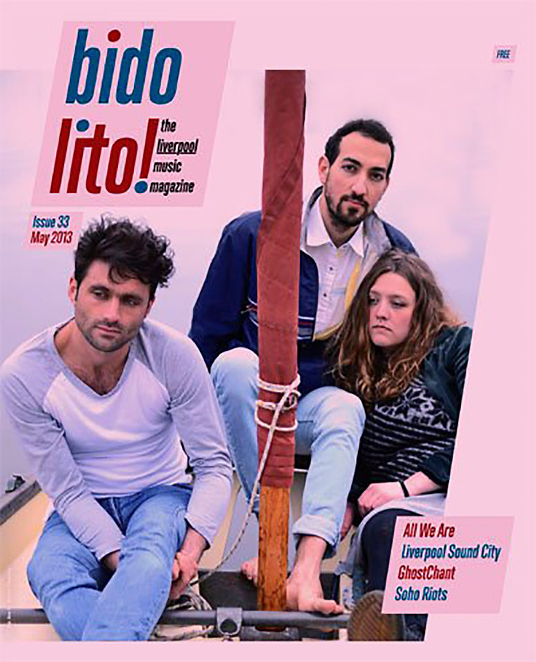 Bido Lito Magazine Front Cover All We Are