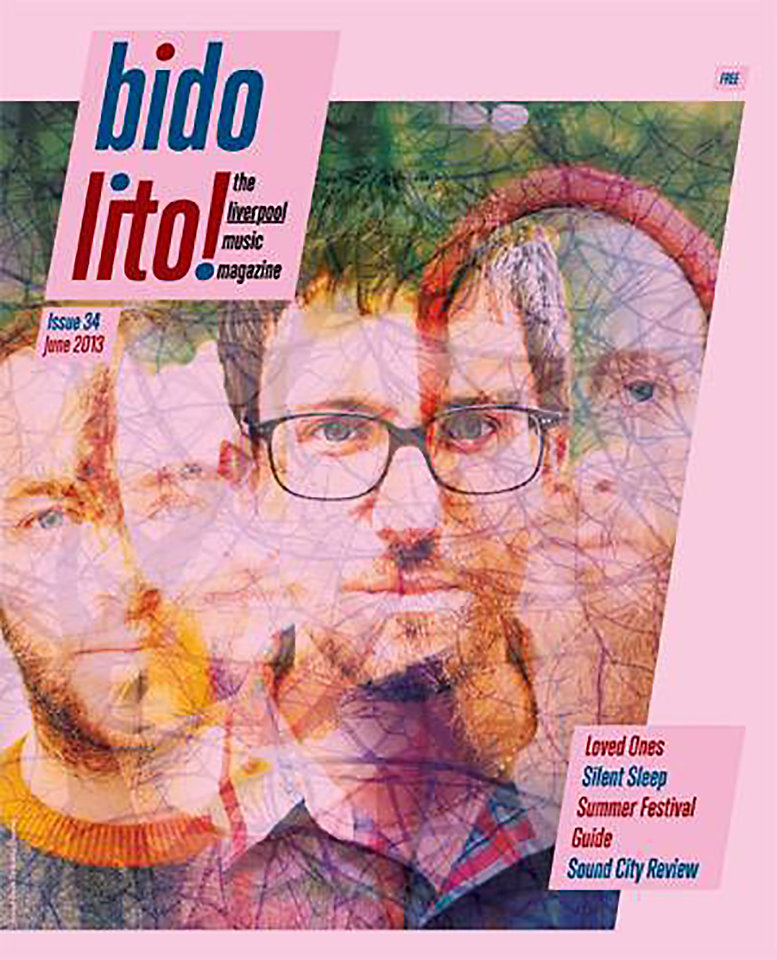 Bido Lito Magazine Front Cover Loved Ones