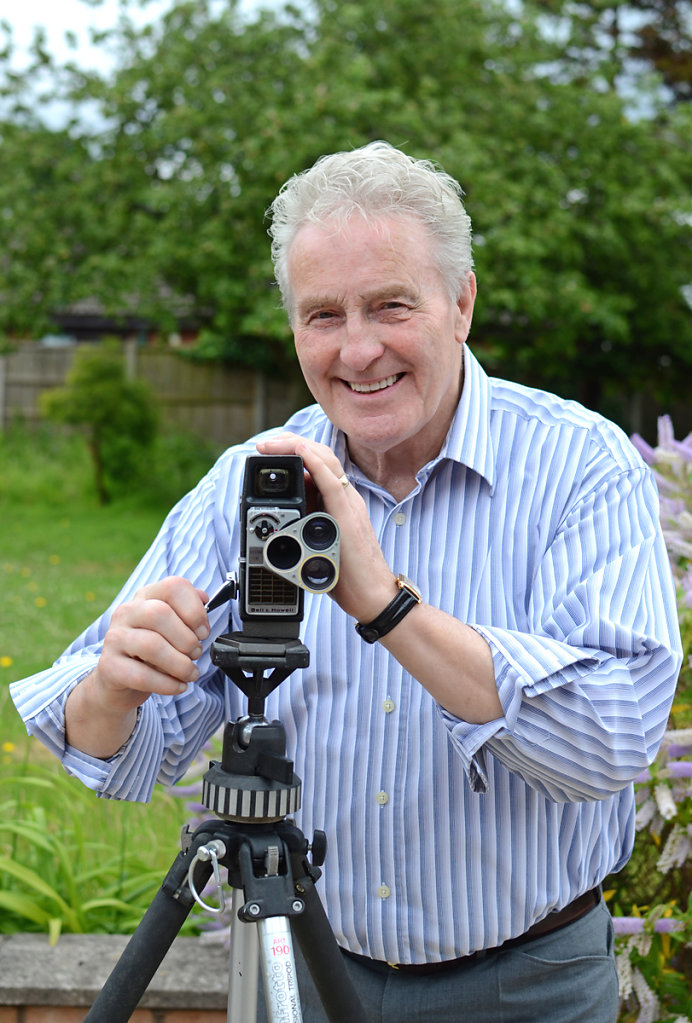 Billy Harrison, Cunard Yank, Photographer and Filmmaker